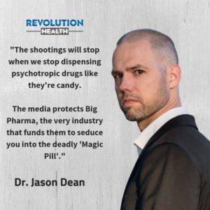 Dr Jason Dean on Drugs