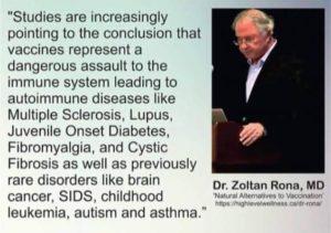 Vaccines Assault Immune System