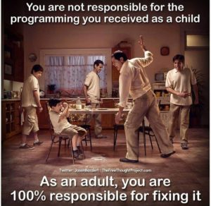 You Are Responsible For Fixing It