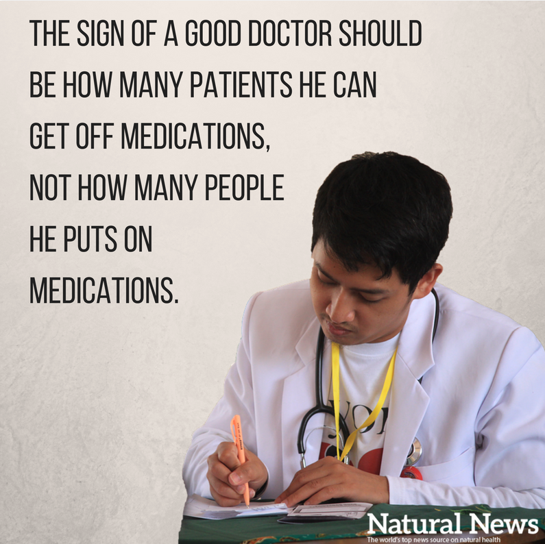 The Sign Of A Good Doctor
