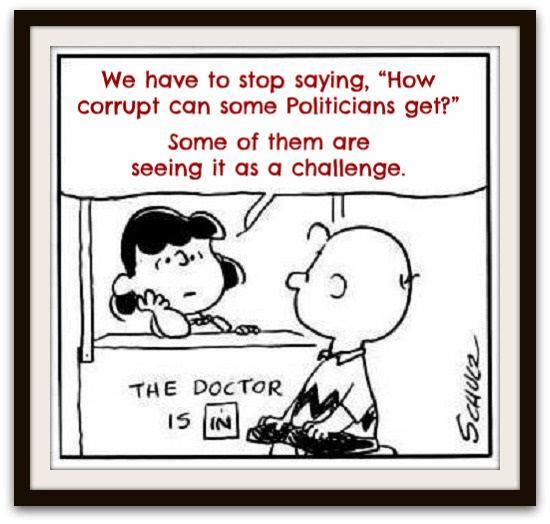 How Corrupt Can Politicians Get
