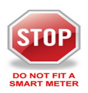 Stop Smart Meters