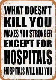 What Does Not Kill You
