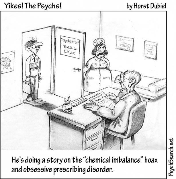 Chemical Imbalance Hoax