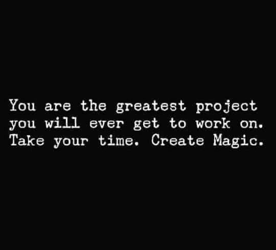 You Are The Greastest Project