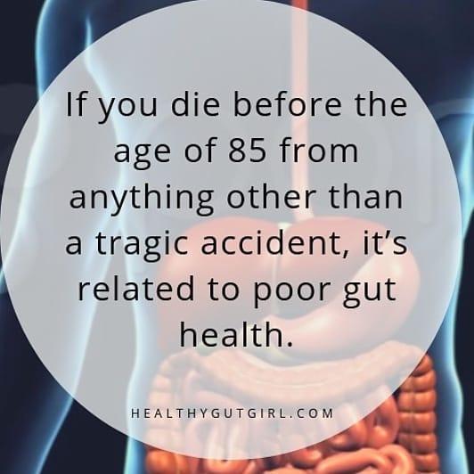 Poor Gut Health
