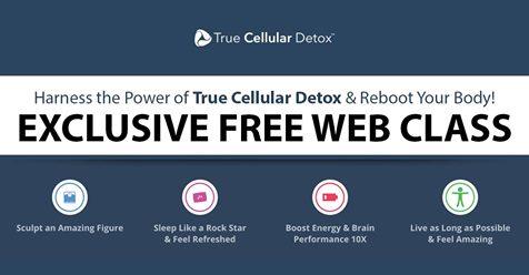 Cellular detoxing. Check it out!