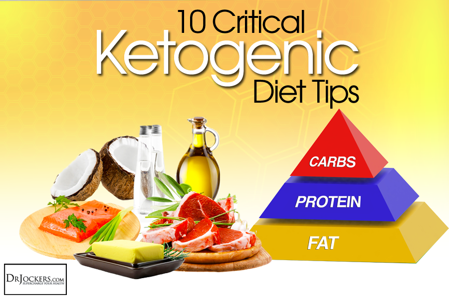 10 Keto Diet Tips
