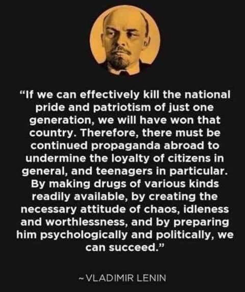 Lenin The Psychopath