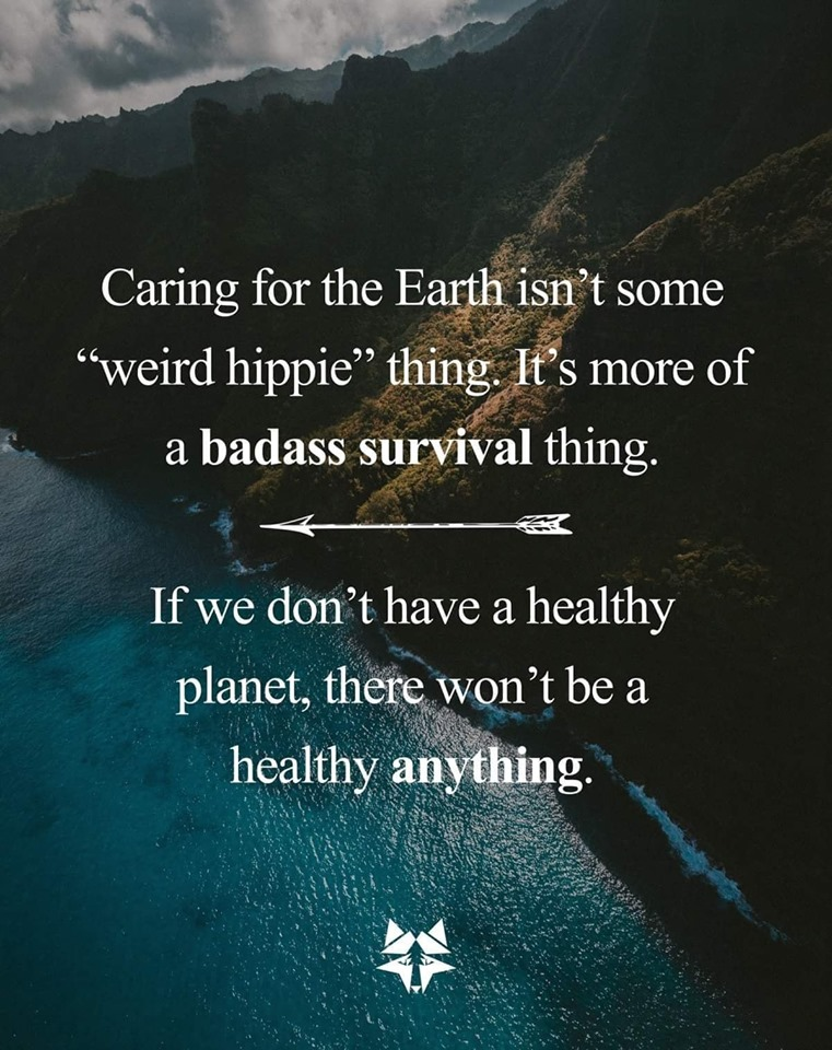 Caring For The Planet