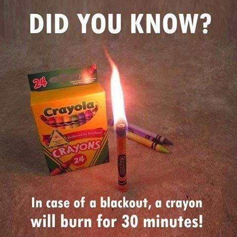 Crayola Lantern