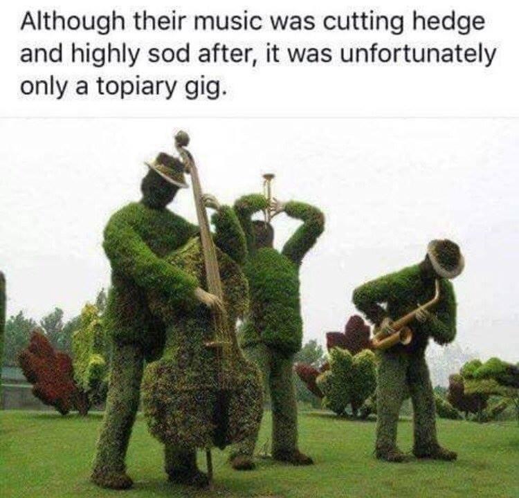 Cutting Hedge Music