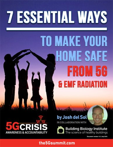 learn solutions to reduce EMF exposure