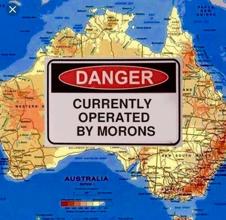 Operated By Morons