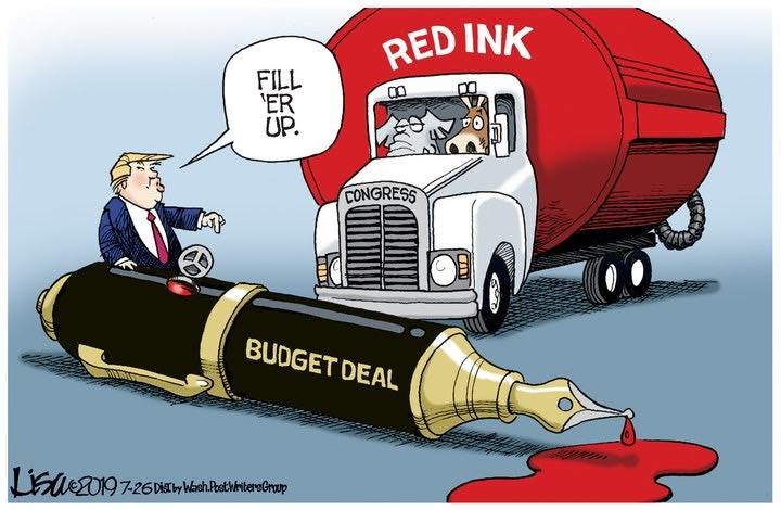 US Budget Deal - More Fiscal Insanity!