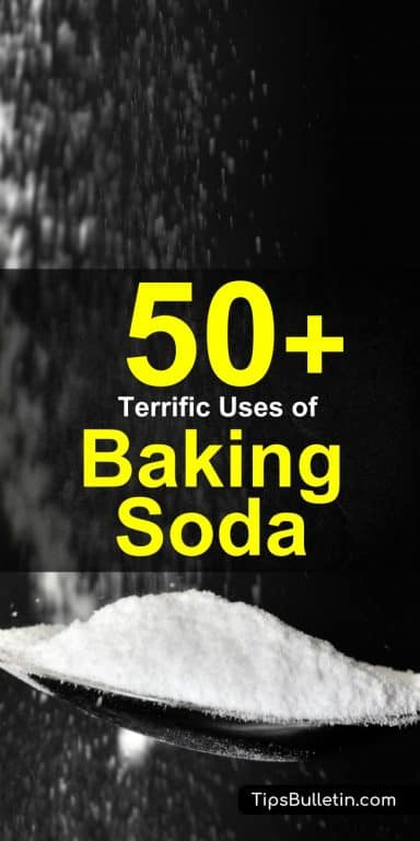50 Uses For Baking Soda