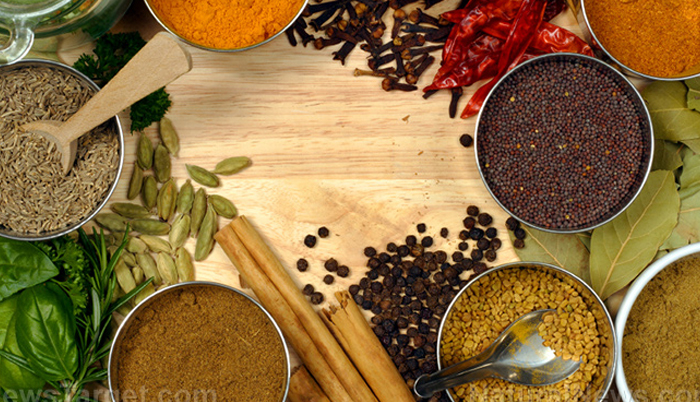 Antimicrobial spices