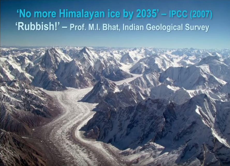 No Himalayan Ice