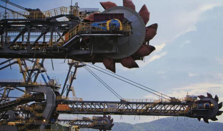 Open Cut Coal Miner