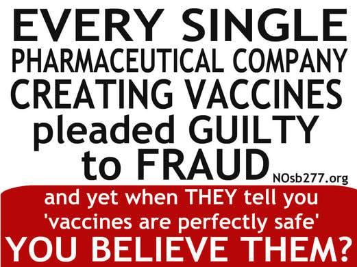 Pharma Equals Fraud