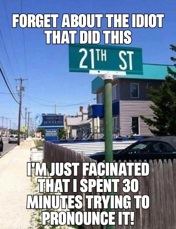 21th Street