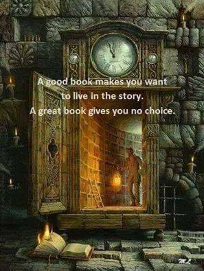 A Great Book Gives You No Choice