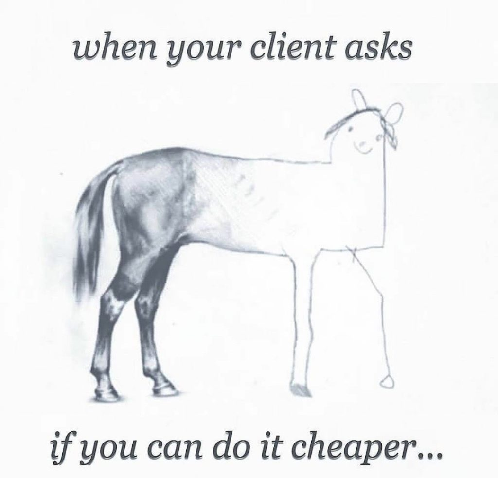 Can You Do It Cheaper?