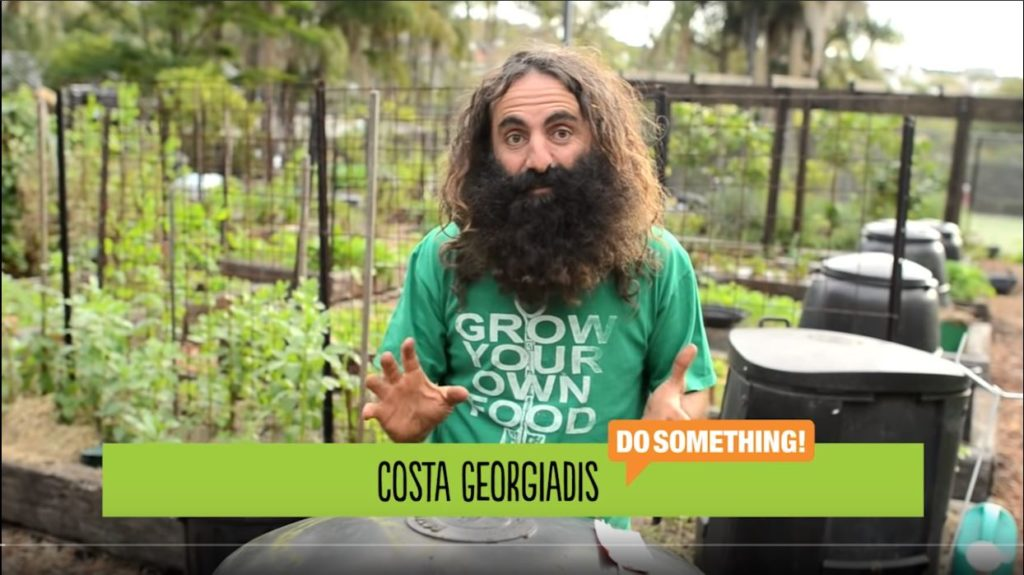 Composting Tips With Costa