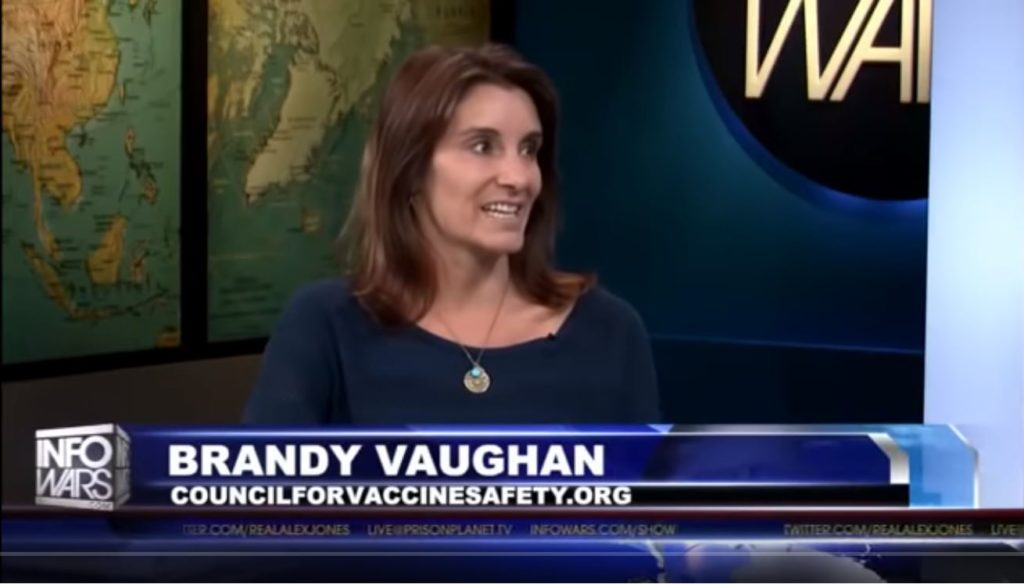 Brandy Vaughan