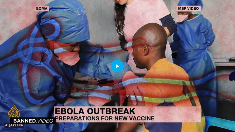 Government Admits New Ebola Vaccine Contains Live Ebola Virus