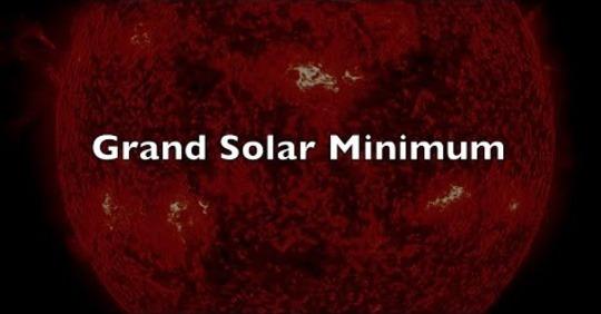 Grand Solar Minimum