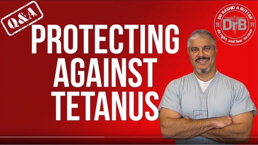 Protecting Against Tetanus