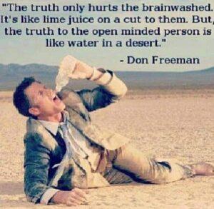 Truth Hurts