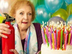 Betty White Turns 90