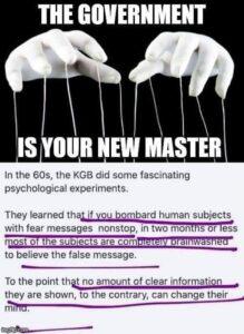 KGB 1960s Experiment