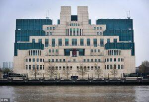 MI and MI6 HQ