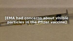 Pfizer Vaccine Particle Contamination