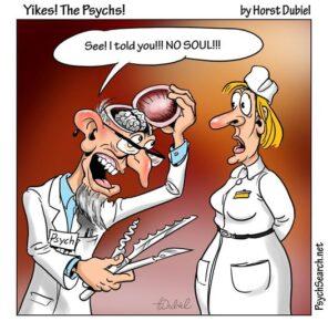 Psyche No Soul