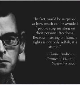 Dan On Human Rights