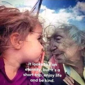Life Is Short. Enjoy The Trip And Be Kind!