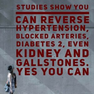 You Can Reverse Ill Health!