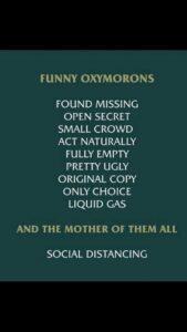 Funny Oxymorons