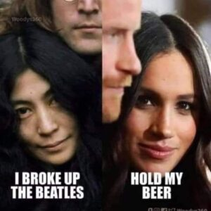 I Broke Up The Beatles...
