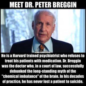 Dr Peter Breggin - No Drug Psych