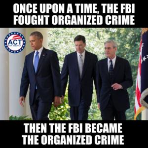 The FBI Became Organised Crime