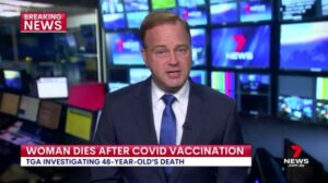 Woman Dies After COVID Vax