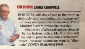 James Campbell Reports
