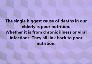 Cause Of Death In Elderly