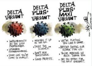 Delta Variants