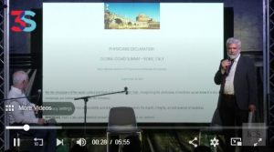 Dr. Robert Malone, architect of the mRNA vaccine platform, reads the Rome Declaration